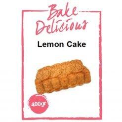 Bake Delicious - Lemon Cake