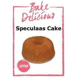 Bake Delicious - Speculaas Cake