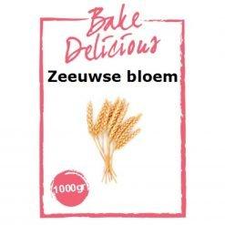 Bake Delicious - Zeeuwse Bloem - 1kg