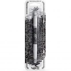 Rainbow Dust - Food Art Pen - Jet Black