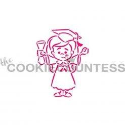 The Cookie Countess - Graduate Girl PYO