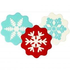 JEM Stencil Snowflakes Set