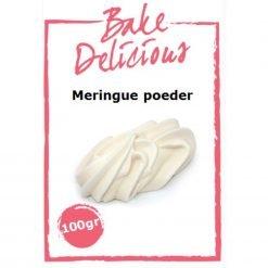 Bake Delicious - Meringue Poeder