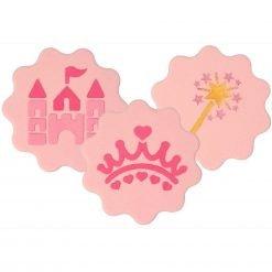 JEM Stencil Prinsessen Set