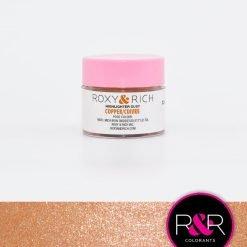 Roxy & Rich - Highlighter Dust - Copper