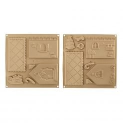 Silikomart - Gingerbread House Mat