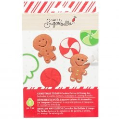 Sweet Sugarbelle - Cutter & Stamp Set - Christmas Treats