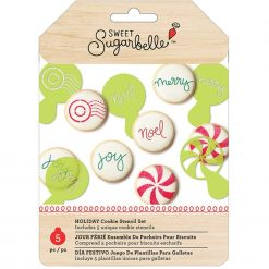 Sweet Sugarbelle - Stencil - Holiday Round Mini