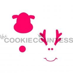The Cookie Countess - Build a Rudolph