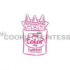 The Cookie Countess - Color my World PYO