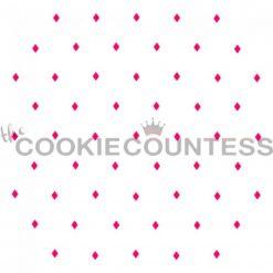 The Cookie Countess - Argyle Diamond Layer