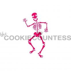 The Cookie Countess - Dancing Skeleton