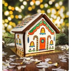 The Cookie Countess - Gingerbread House Kit