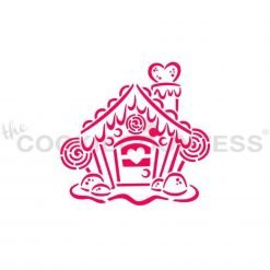 The Cookie Countess - Gingerbread House PYO