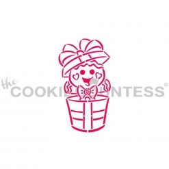 The Cookie Countess - Gingerbread in Gift