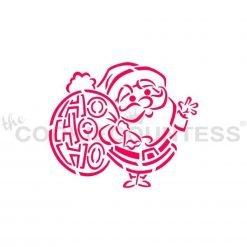The Cookie Countess - Ho Ho Ho Santa PYO