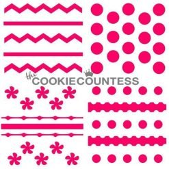 The Cookie Countess - Mini Patterns