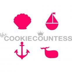 The Cookie Countess - Nautical 4some