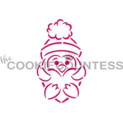 The Cookie Countess - Penguin and Heart PYO