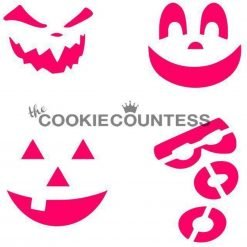 The Cookie Countess - Pumpkin Carvings