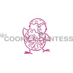 The Cookie Countess - Standing Chick and Egg PYO