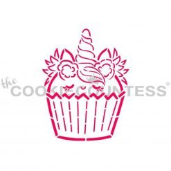 The Cookie Countess - Unicorn Cupcake PYO Bundle