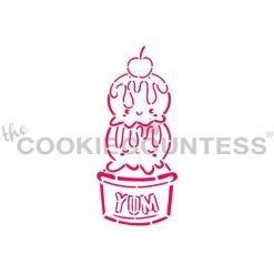 The Cookie Countess - Yum Ice Cream! PYO Bundle