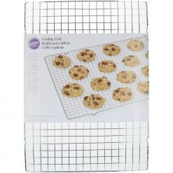 Wilton - Chrome Plated Cooling Grid 36x50cm