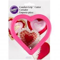Wilton Comfort Grip Cutter - Heart