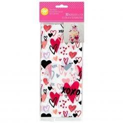 Wilton - Treat Bags - Valentine